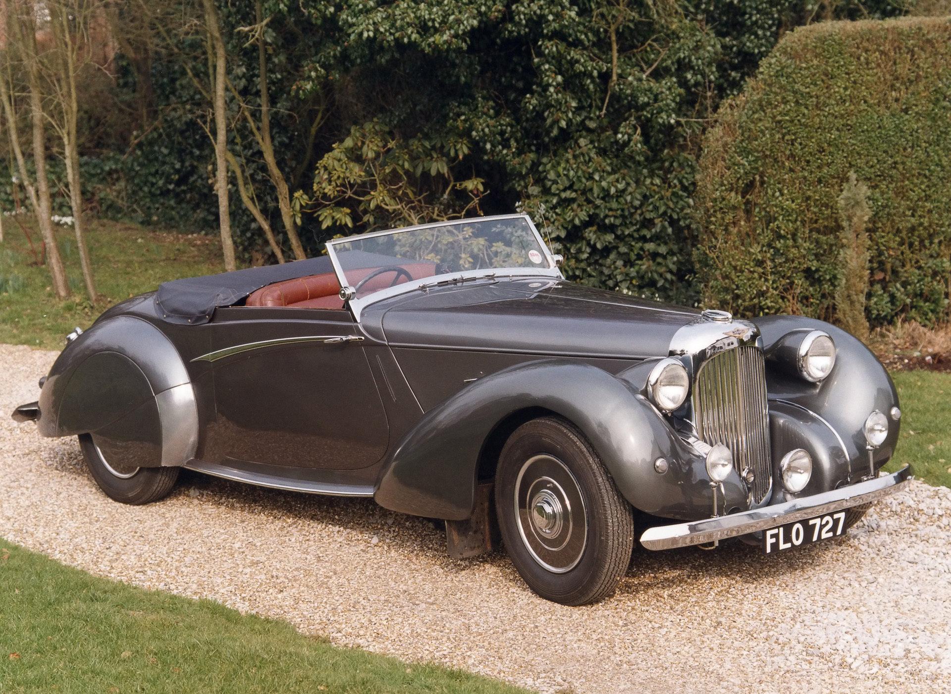 1937 Lagonda V12 Rapide