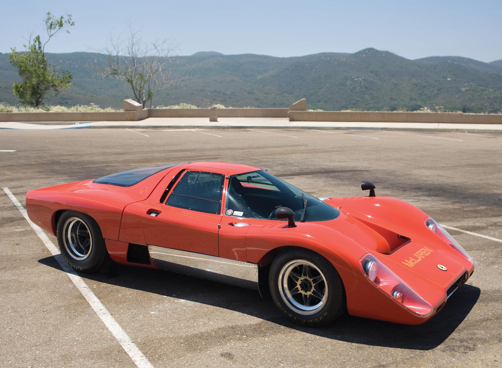 1970 McLaren M6 GT