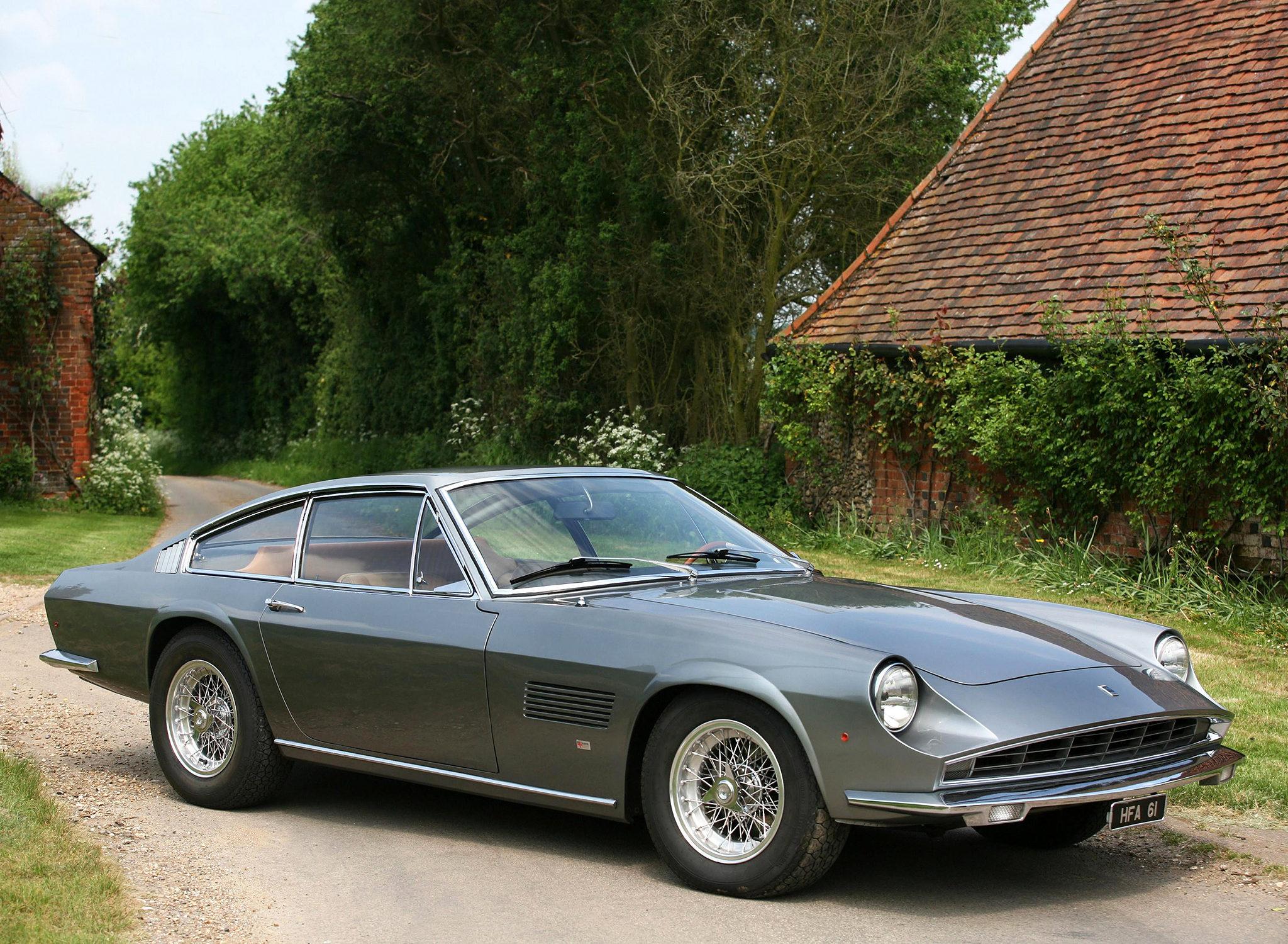 1968 Monteverdi High Speed 375