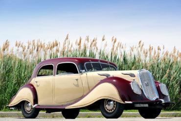 1936 Panhard et Levassor Dynamic X77