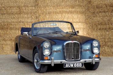 1965 Alvis TE21 Drophead Coupe