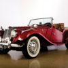 1953 MG TF Midget