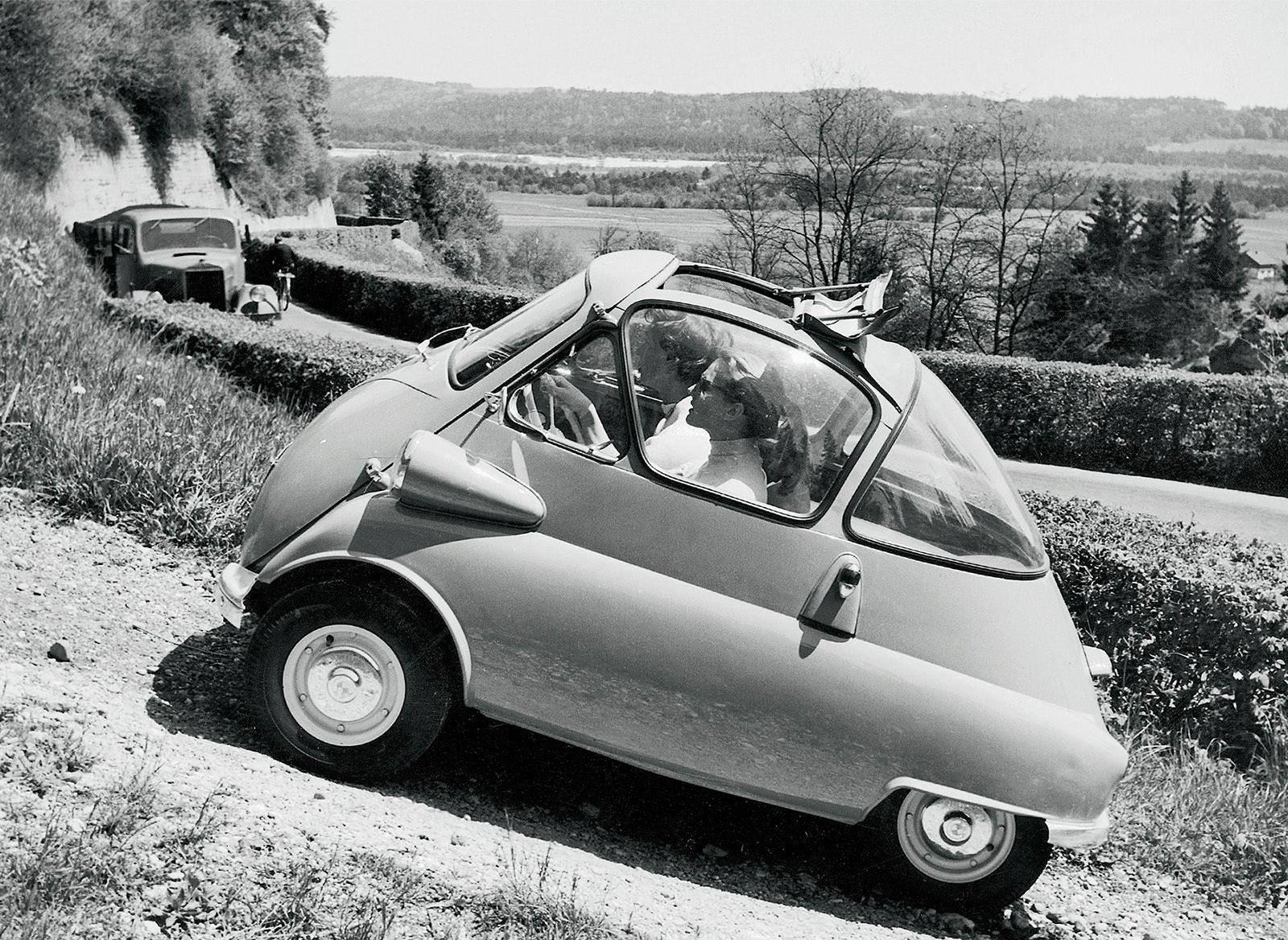 1955 BMW Isetta 250