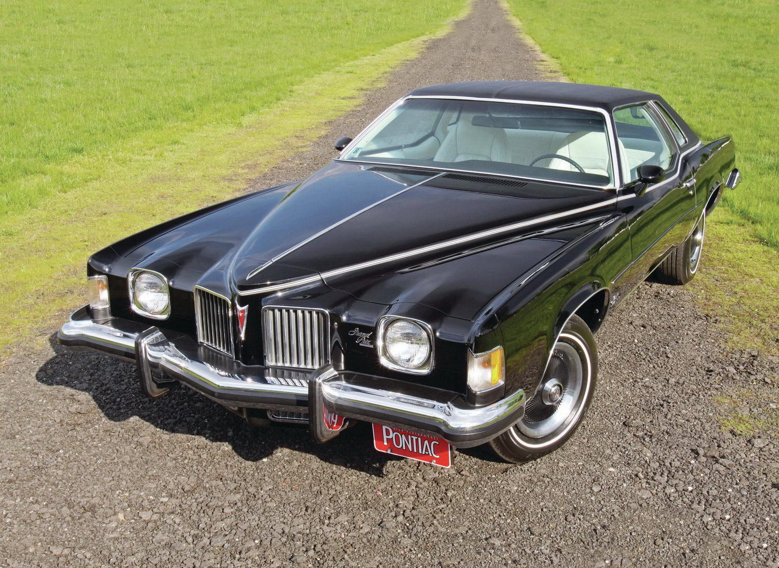 1973 Pontiac Grand Prix SJ