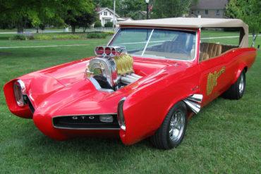 1966 Pontiac Tempest GTO Monkeemobile Barris Kustom