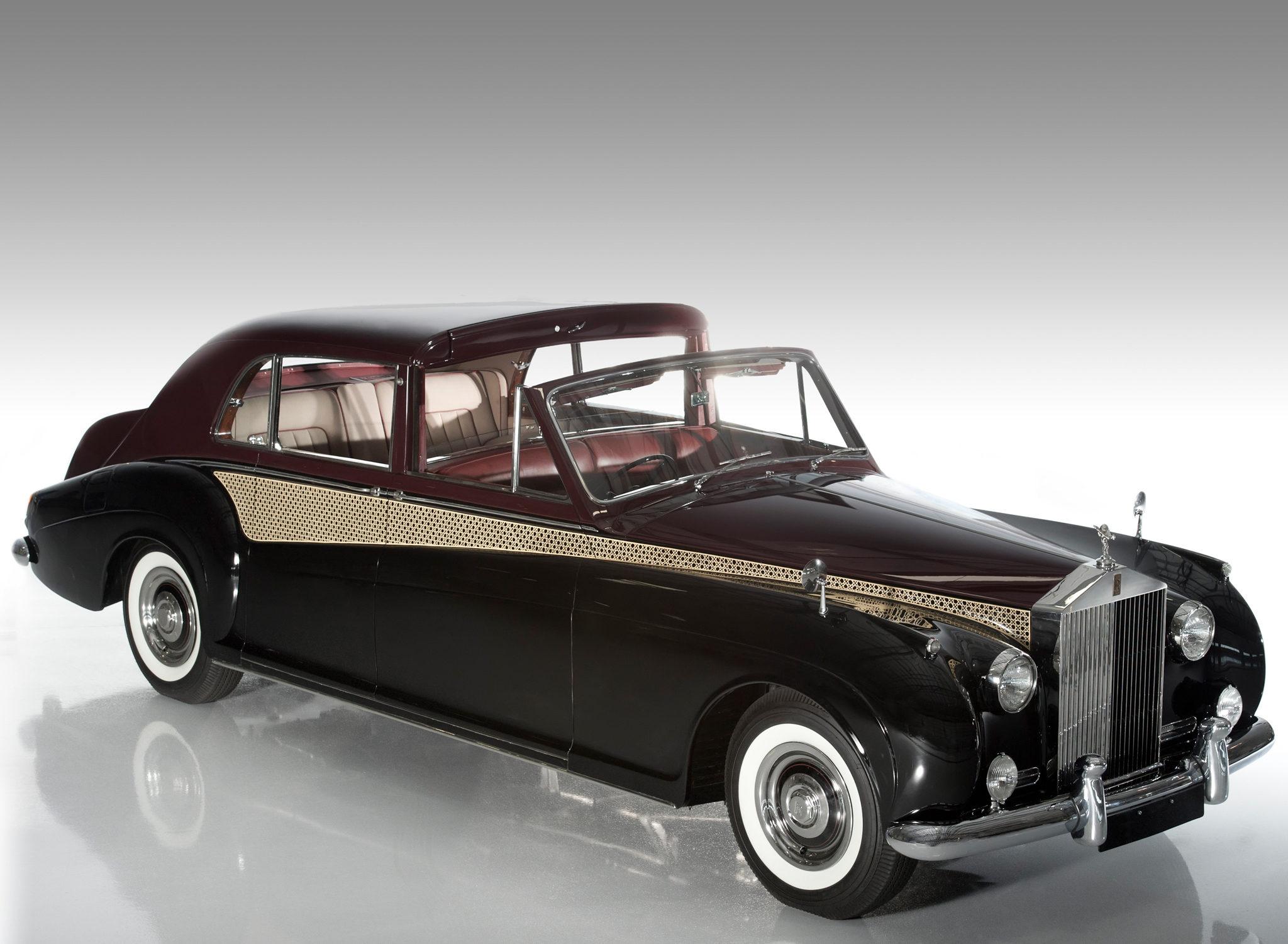 1960 Rolls-Royce Phantom V Sedanca Deville