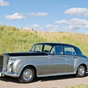 1955 Rolls-Royce Silver Cloud