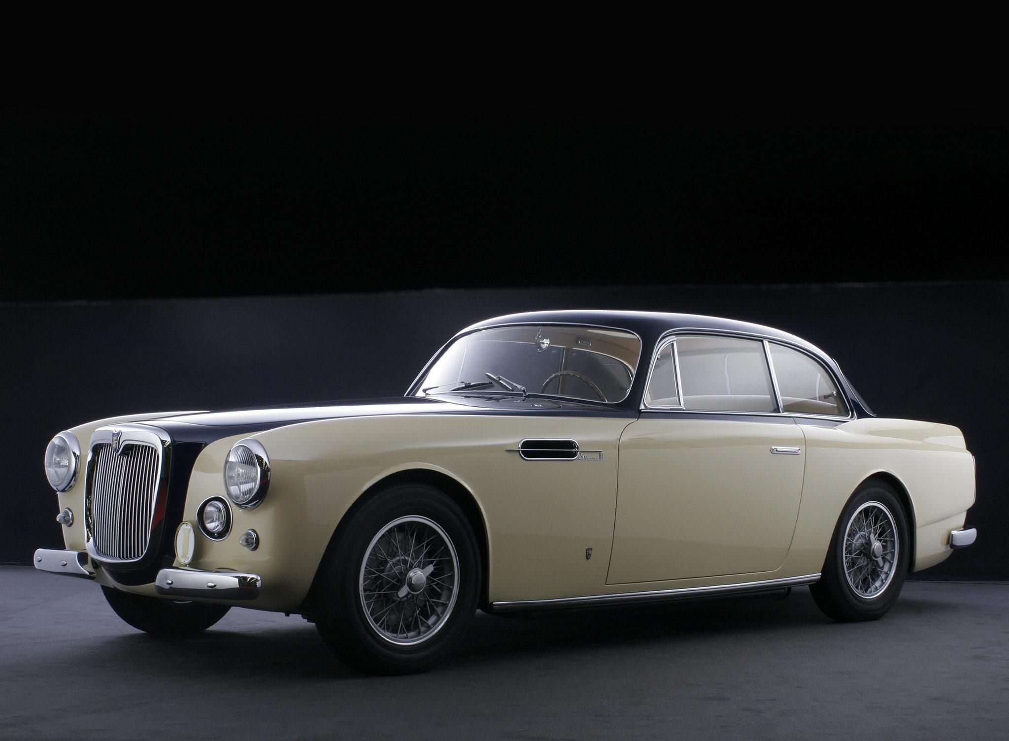 1952 Siata 208 CS