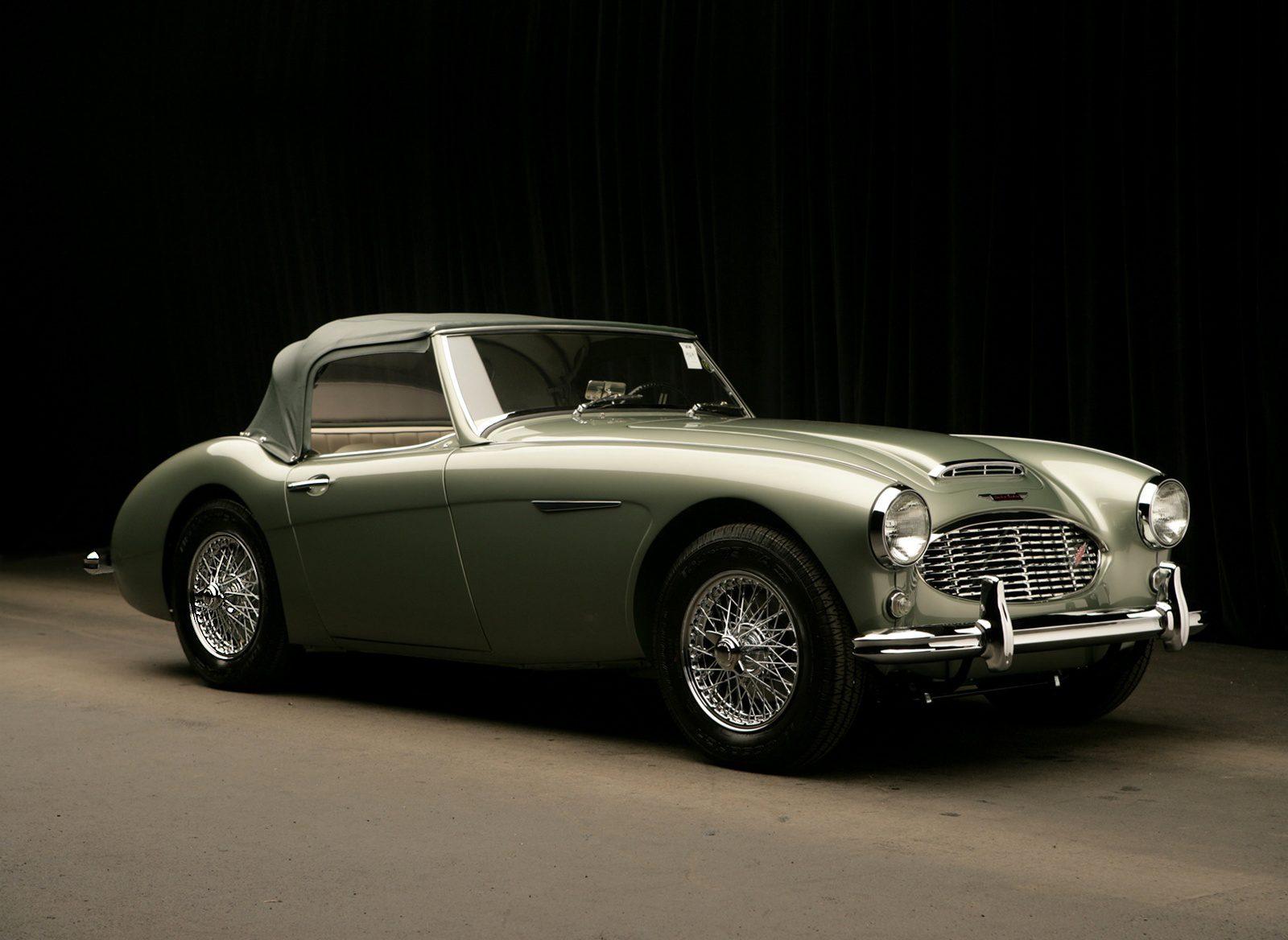 1960 Austin-Healey 3000 Mk 1