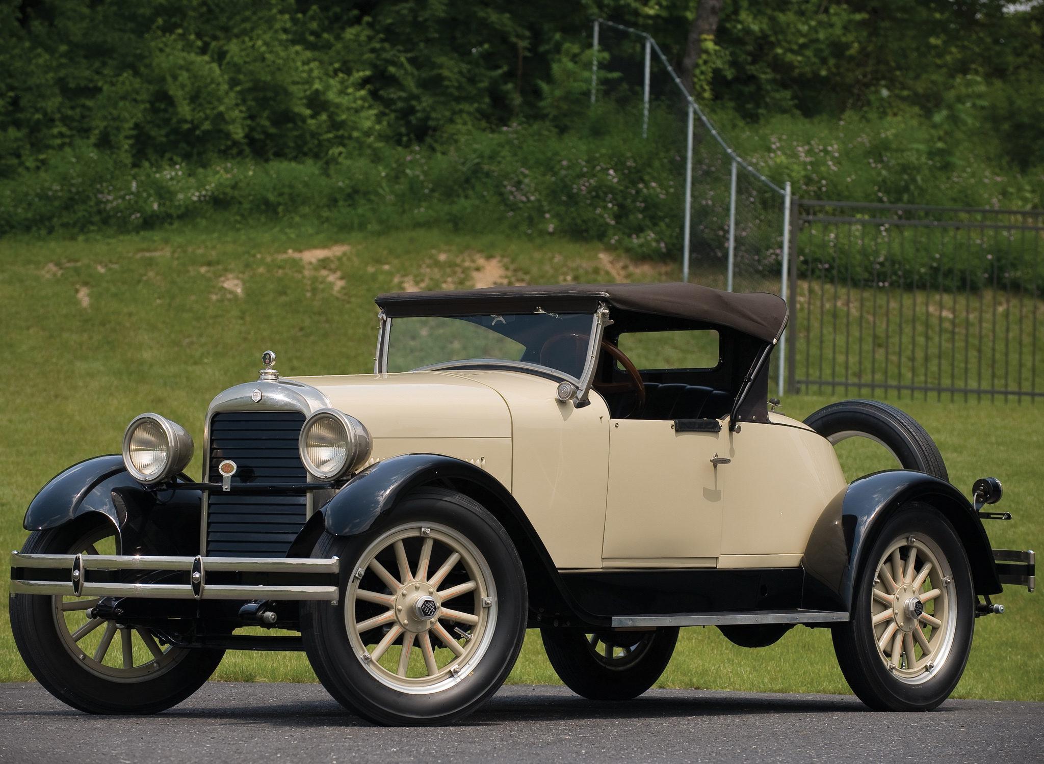 1927 Essex Speedabout