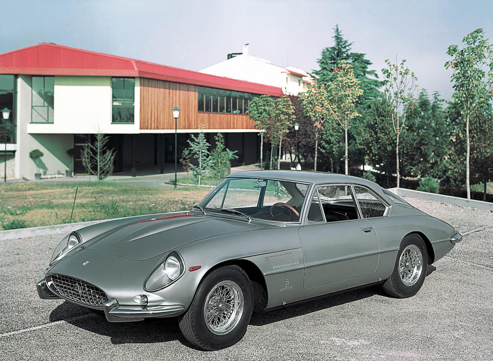 1962 Ferrari 400 Superamerica Coupe Aerodinamico
