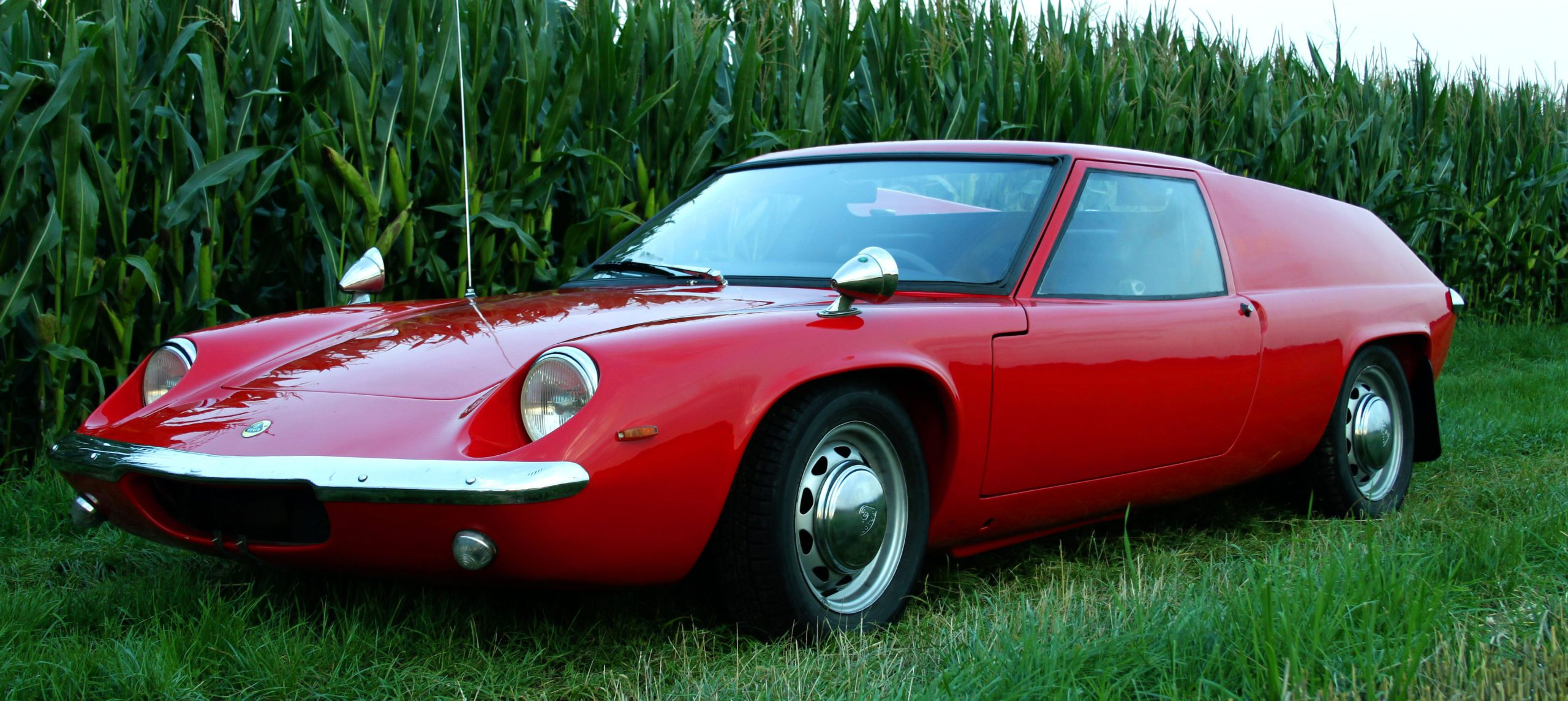 1966 Lotus Europa