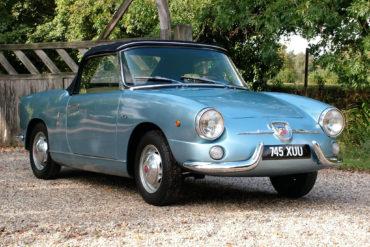 1958 Fiat-Abarth 750 Spider