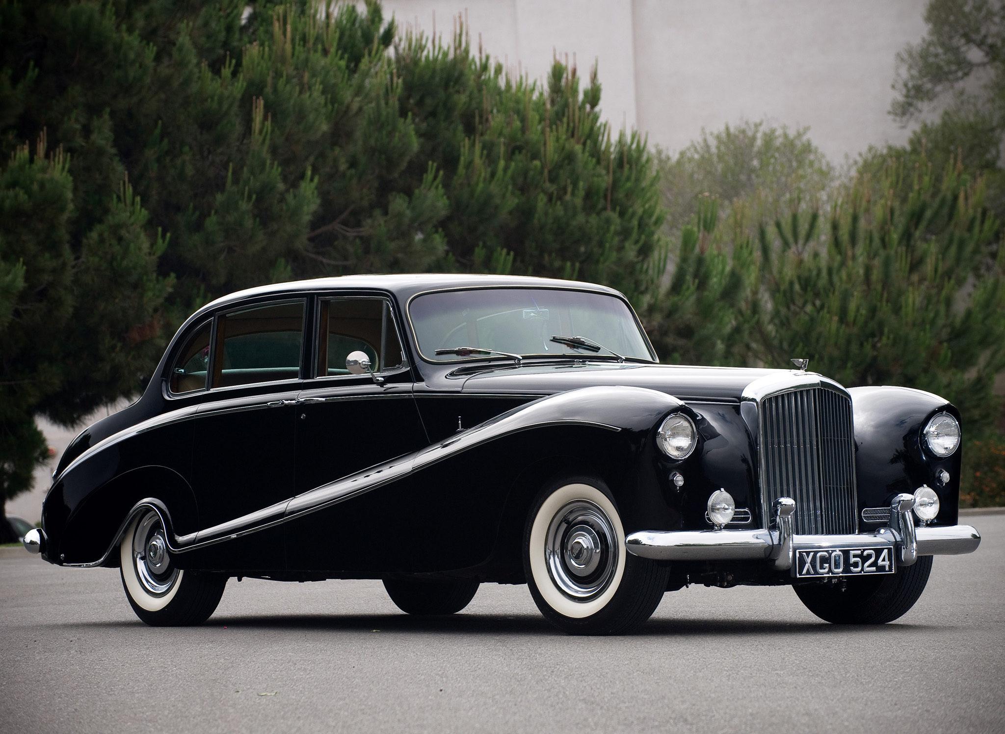 1959 Bentley S1 Empress Saloon
