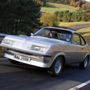 1973 Vauxhall High Performance Firenza