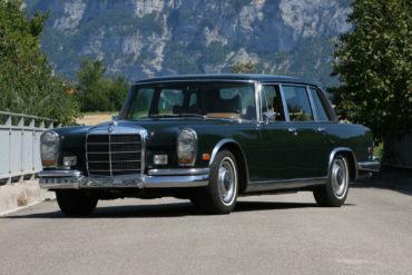 1964 Mercedes-Benz 600