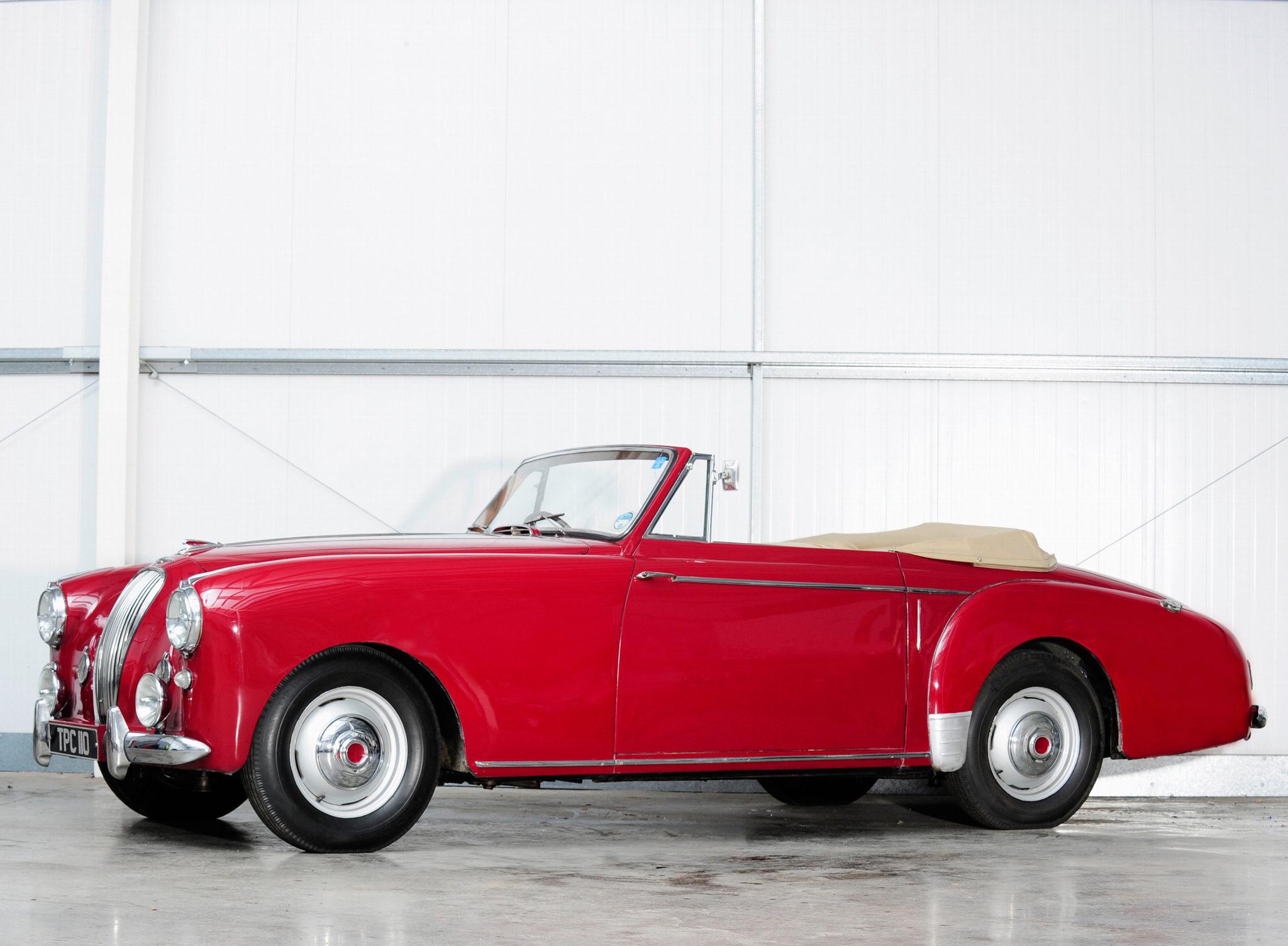1953 Lagonda 3 Litre