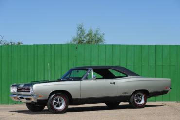 1969 Plymouth GTX 440