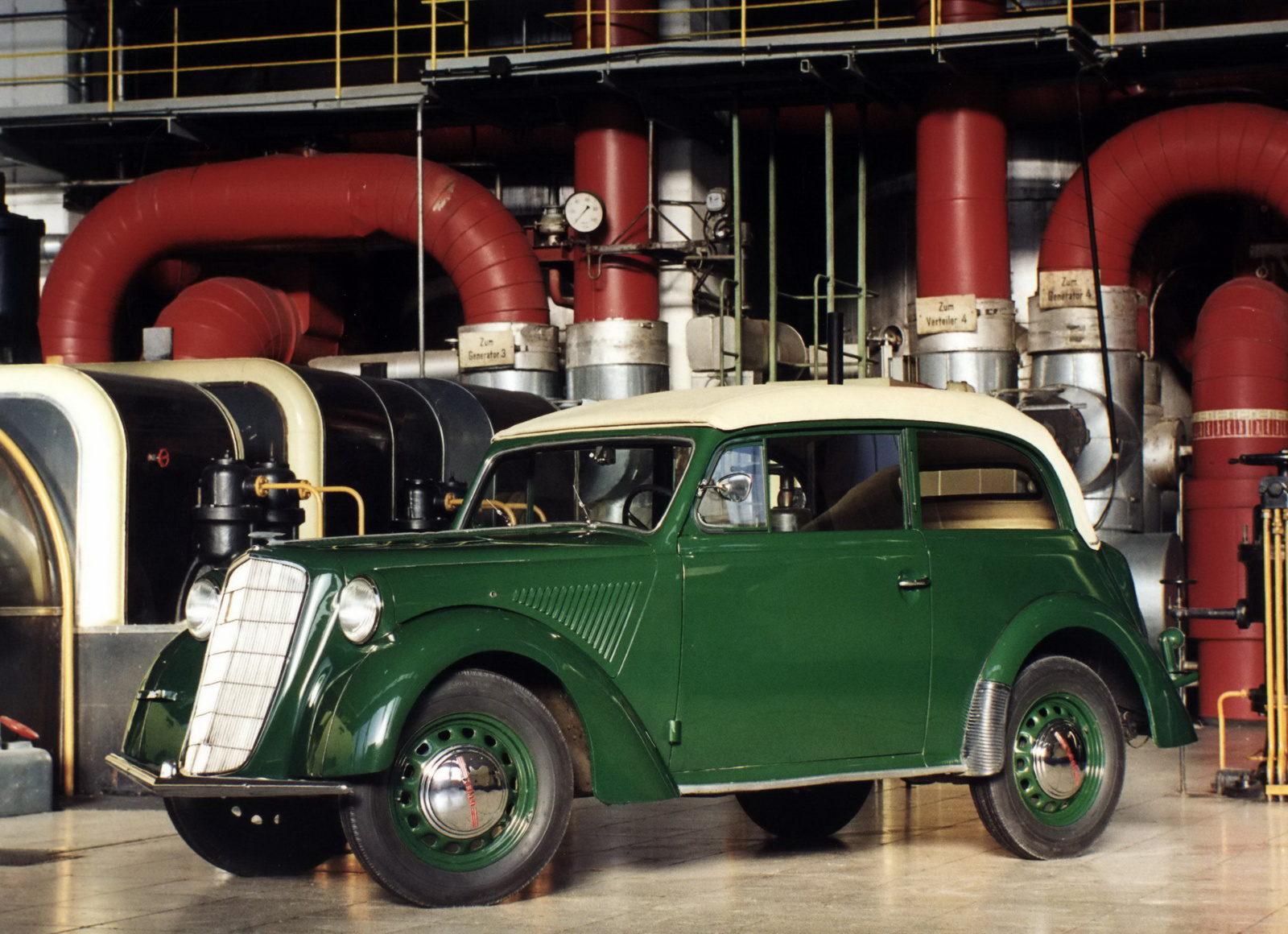 1935 Opel Olympia